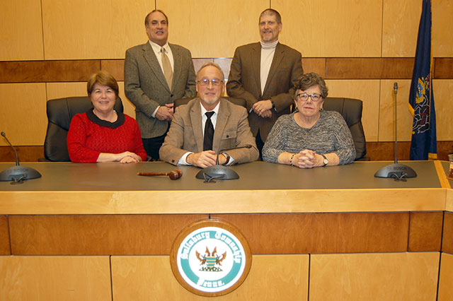 Salisbury Township Board of Commissioners