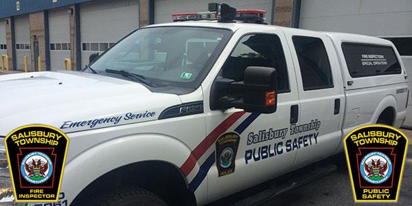 Salisbury Township Fire Inspector/Public Safety