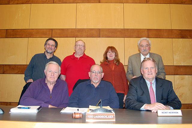 Zoning Hearing Board Members