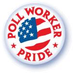Poll Worker Pride